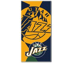 Use this Exclusive coupon code: PINFIVE to receive an additional 5% off the Utah Jazz NBA Puzzle Beach Towel at SportsFansPlus.com