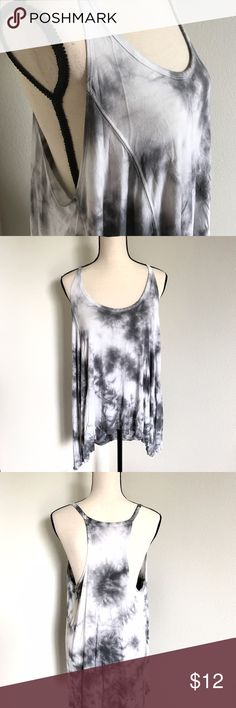 AEO TANK NWOT ~ tie-dye Soft & Sexy racerback tank American Eagle Outfitters Tops Tank Tops