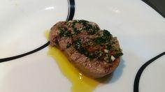 Lombo com chimichurri Chimichurri, Steak, Fresh, Food, Kitchen, Parks, Essen, Steaks, Meals