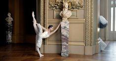 Dorothée Gilbert, Danseuse Étoile de l'Opéra de Paris. Photo, James Bort pour le magazine Gala.