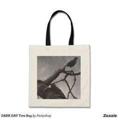 DARK DAY Tote Bag