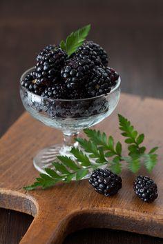 "thelordismylightandmysalvation: ""Blackberries """