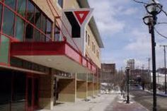 The Ann Arbor YMCA is five blocks from our house