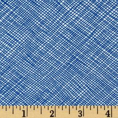 """108"""" Wide Quilt Backing Widescreen Grid Pacific"""