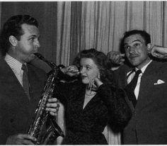 Judy and Gene Kelly