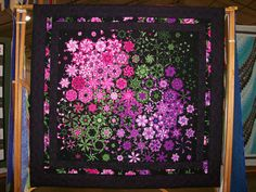 One Block Wonder - I love this quilt!