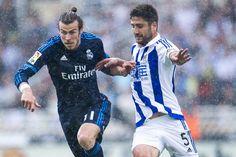 REAL MADRID: Real Sociedad vs Real Madrid Soccer Live August 21...