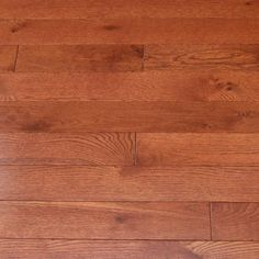 "Oak Cherry 3/4 x 3-1/4"" Solid Hardwood Flooring"
