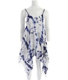 On Sale Billabong By The Shore Dress Feeling Blue - Womens 2013. FREE shipping over $50.