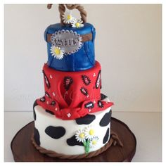 Western themed birthday