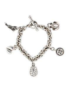 Barry Kieselstein-Cord Charm Bracelet