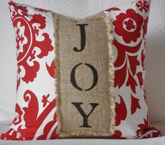 Christmas Pillow Covers 18x18: Check out this item in my Etsy shop https   www etsy com listing    ,