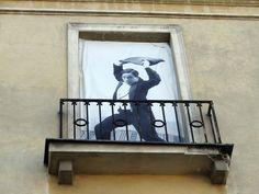 Szaleniec z Lublina ;)   Crazy Man from Lublin ;)