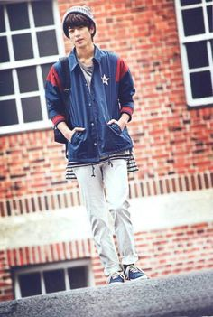 Ikemen yuto nakajima hey say jump fine boys magazine japanese artist