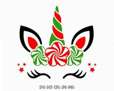 Last Trending Get all images christmas unicorn svg Viral il fullxfull l b Christmas Unicorn, Christmas Vinyl, Christmas Rock, Christmas Design, Christmas Projects, Holiday Crafts, Merry Christmas, Christmas Ornaments, Xmas