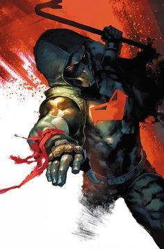 Jason Todd - Red Hood by Yasmine Putri Nightwing, Batwoman, Comic Book Characters, Comic Character, Comic Books Art, Comic Art, Marvel Vs, Marvel Dc Comics, World Of Warcraft