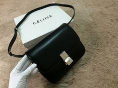 Celine box bags 2014 and 2015 collection. Celine box bag colors in black, red, sky blue, python.... at www.bagaholicsonlinebag.com