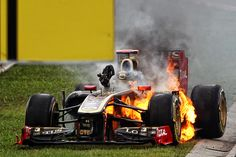 2011 Hungaroring Lotus Renault R31 Nick Heidfeld