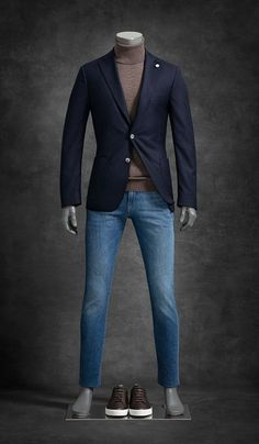 Blazer Outfits Men, Stylish Mens Outfits, Casual Outfits, Mens Fashion Suits, Mens Suits, Fashion Outfits, Fashion Boots, Fashion Rings, Mode Man
