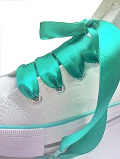 d5b3f29d867 Satin shoelaces Shoestrings Satin ribbon shoe laces for Converse Nike Vans