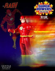 Flash Jumbo Figure – Super Powers Collection jumbo 12 inch 1:6 scale size
