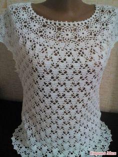 Fabulous Crochet a Little Black Crochet Dress Ideas. Georgeous Crochet a Little Black Crochet Dress Ideas. Crochet Tank Tops, Crochet Summer Tops, Crochet Tunic, Crochet Clothes, Crochet Lace, Crochet Bodycon Dresses, Black Crochet Dress, Katrin Weber, Crochet Patterns Free Women
