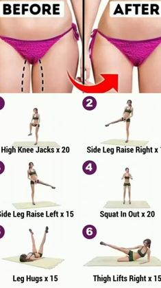 Small Waist Workout, Full Body Gym Workout, Slim Waist Workout, Fitness Workout For Women, Fat Thigh Workout, Thigh Workouts, Beginner Cardio Workout, Gym Workout Videos, Gym Workout For Beginners