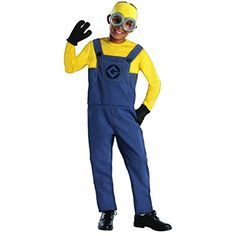 [HALLOWEEN] Wmu - Boy's Costume: Despicable Me 2 Minion Dave- Small - $25.65 with FREE SHIPING WORLDWIDE! 2 DAYS for ALL USA DELIVERY!!! visit our site ->>> http://HALLOWEEN-CLOTHES.CF