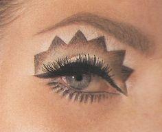 make-up by Pablo Manzoni