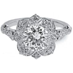 Antique Engagement Rings Canada images