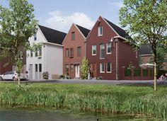 Amersfoort - Wonen in de Gouden Eeuw. Direct bewoonbare nieuwbouwwoningen in de wijk Vathorst. #Bouwfonds