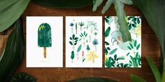 www.allthewaystosay.com - Illustrated cards, notebooks, Calendar & notepads