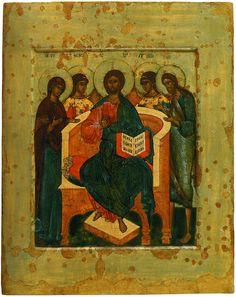 Deesis. c.1551
