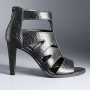 Simply Vera Vera Wang Dragon Women's High Heel Sandals