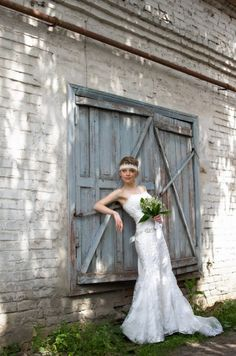 great gatsby wedding bride's look