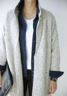 51 super ideas for dress casual fall autumn sweaters Autumn Look, Autumn Winter Fashion, Autumn Style, Winter Wear, Fall Winter, Beauty And Fashion, Fashion Mode, Look Fashion, Womens Fashion