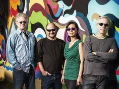 The Kronos Quartet: Still Daring After All These Years : Deceptive Cadence : NPR
