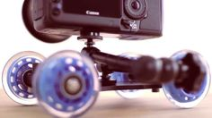 Camera Skater Dolly for those of us who want to use a skater dolly to take some cool video shots.