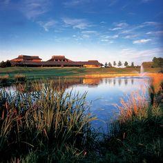 Glen Abbey Golf Club - Oakville, Ontario, Canada - Nicklaus Golf Course Design