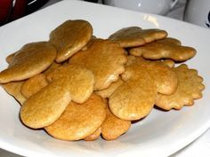 Cookie Recipes, Snack Recipes, Snacks, Sweet Pie, Pancakes, Chips, Potatoes, Cookies, Baking