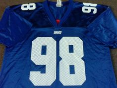 New york #giants nfl #jersey - armstead #98 - adult large - fab #condition,  View more on the LINK: http://www.zeppy.io/product/gb/2/122312649482/