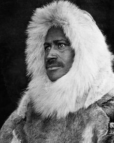 Charles M On Instagram Onthisday In 1866 Matthew Henson An African American Explorer Was Born 1909 He Became The First Person To Reach
