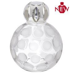 Sphère givrée - Les Glaçées - Diffuseur de parfum -  Lampe Berger collection