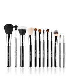 Best Makeup Brush Set for Beginners: Sigma Essential Brush Kit Make Up Palette, Highlighter Makeup, Concealer, Bronzer, E30, Beauty Essentials, What Is Makeup, Professionelles Make Up, Morphe