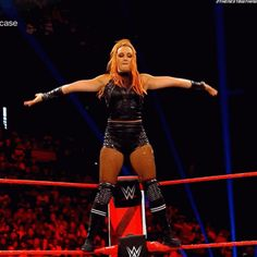 The perfect BeckyLynch DivingLegDrop AlexaBliss Animated GIF for your conversation. Wrestling Superstars, Wrestling Divas, Women's Wrestling, Becky Lynch, Dean Ambrose Hot, Female Wrestlers, Wwe Wrestlers, Wwe Divas Paige, Becky Wwe
