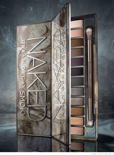 Beauty News: Urban Decay Smokey Palette - UK Release