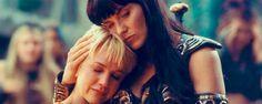 'Xena: la princesa guerrera': ¿Xena y Gabrielle mantenían una relación o no? - Noticias de series - SensaCine.com