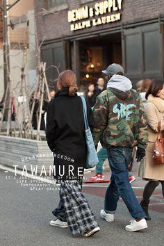 Fashion blog Tawamure Street Snap#95