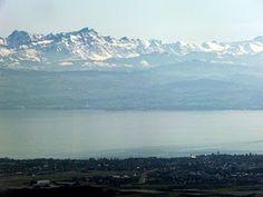 Andy's Blog: Bodensee und Säntis