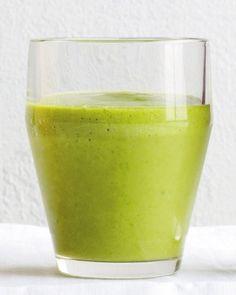 Avocado-Spinach Smoothie